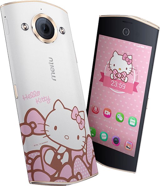 美图M4_Hello Kitty